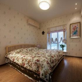 田园田园风格卧室装修图