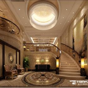 欧式大厅设计方案