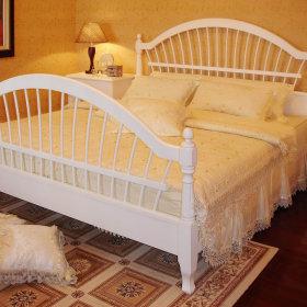 美式美式风格卧室装修效果展示