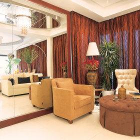 美式美式风格客厅案例展示