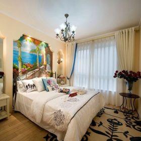 地中海地中海风格卧室设计案例展示