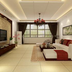 中式客厅案例展示
