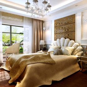 欧式欧式风格卧室装修图