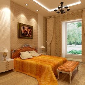 欧式欧式风格卧室装修效果展示