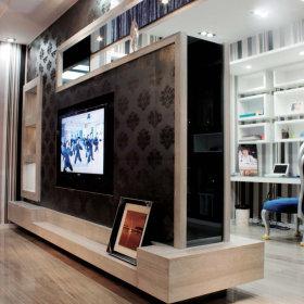 客厅电视背景墙装修效果展示