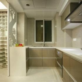 现代简约现代简约厨房设计图