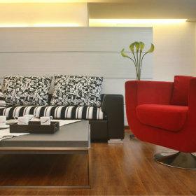 现代简约现代简约客厅装修图
