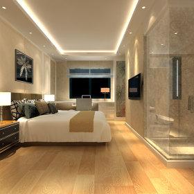 中式卧室案例展示