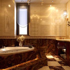 新古典卫生间别墅设计案例展示