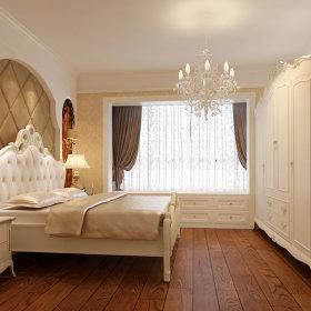 欧式卧室沙发茶几装修案例