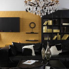 欧式客厅装修效果展示