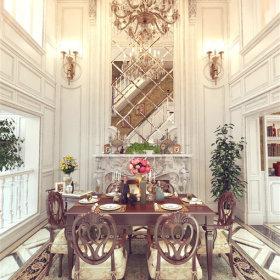 餐厅别墅设计图