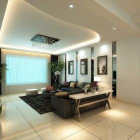 客厅沙发装修效果展示