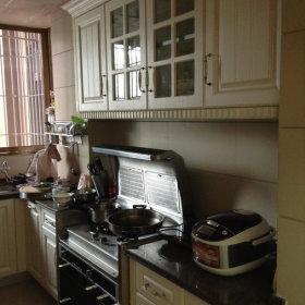 欧式厨房装修案例