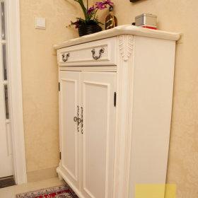 欧式玄关玄关柜案例展示