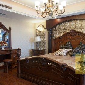 欧式欧式风格卧室设计案例