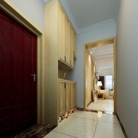 现代玄关玄关柜设计案例展示