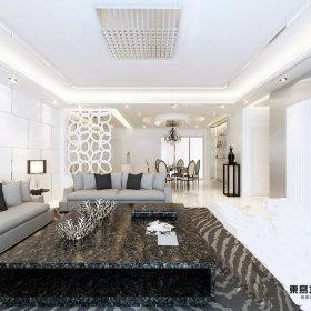现代现代风格客厅背景墙沙发客厅沙发设计案例展示