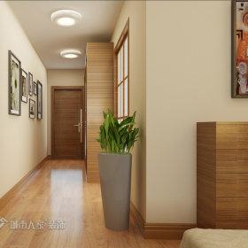 现代玄关玄关柜设计案例