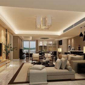 现代现代风格客厅图片