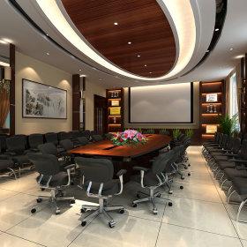 会议室装修效果展示