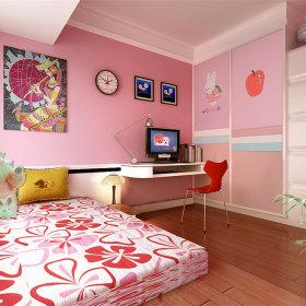 现代儿童房装修案例