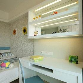 现代现代风格儿童房书架案例展示
