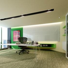 现代办公室案例展示