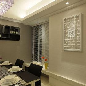 简约简约风格餐厅设计案例展示