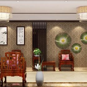 中式中式风格茶馆案例展示