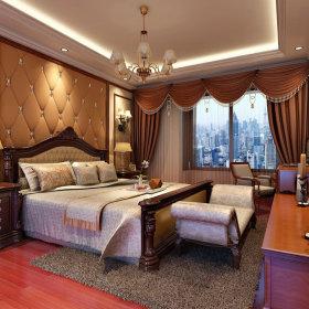 古典古典风格卧室装修效果展示