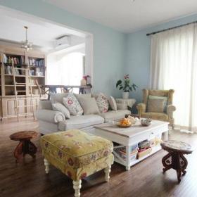 卧室餐厅书房单人沙发设计案例