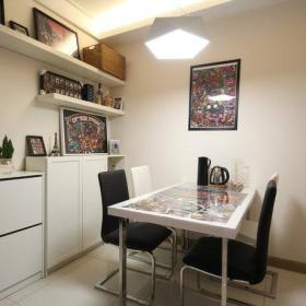 复古餐厅餐桌装饰品设计案例展示