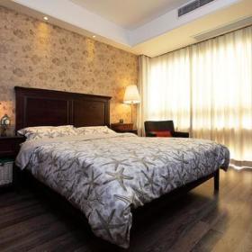 复古卧室装修案例
