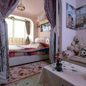 简约窗帘设计案例展示