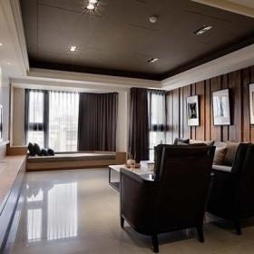 客厅背景墙射灯设计图