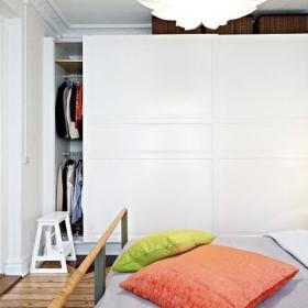 卧室收纳设计案例展示