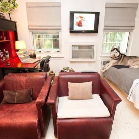 单身男独居设计60平尽揽全功能空间