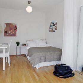 清新脱俗44平个性小公寓