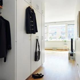 衣帽间衣柜设计图