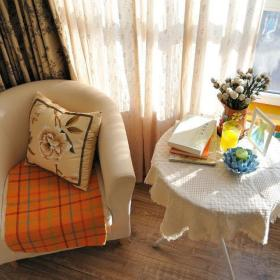 沙发单人沙发装修案例