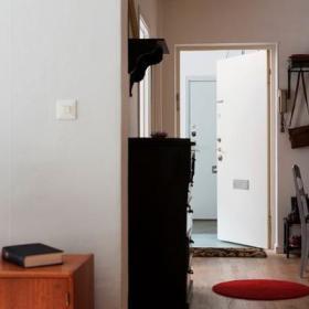 紧凑布局森女风36平小公寓