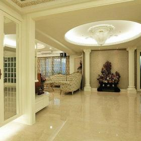 新古典法式古典典雅古典风格浪漫客厅效果图