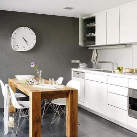 宜家厨房餐桌设计图