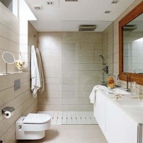 卫生间毛巾设计案例