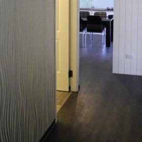 116平如家员工宿舍客厅装修效果图