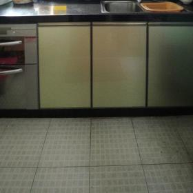70平简约中式客厅电视柜设计装修效果图