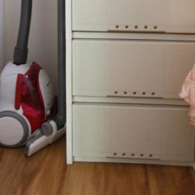 儿童房衣柜装修效果展示