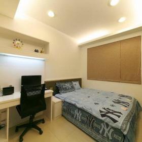 148.5平三室两厅简约风格餐厅装修效果图