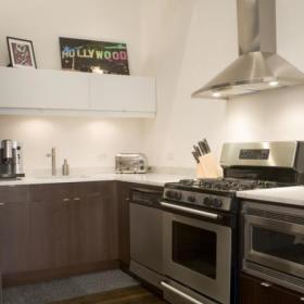 现代时尚厨房设计方案